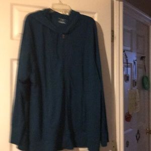 Blue hoodie new wot